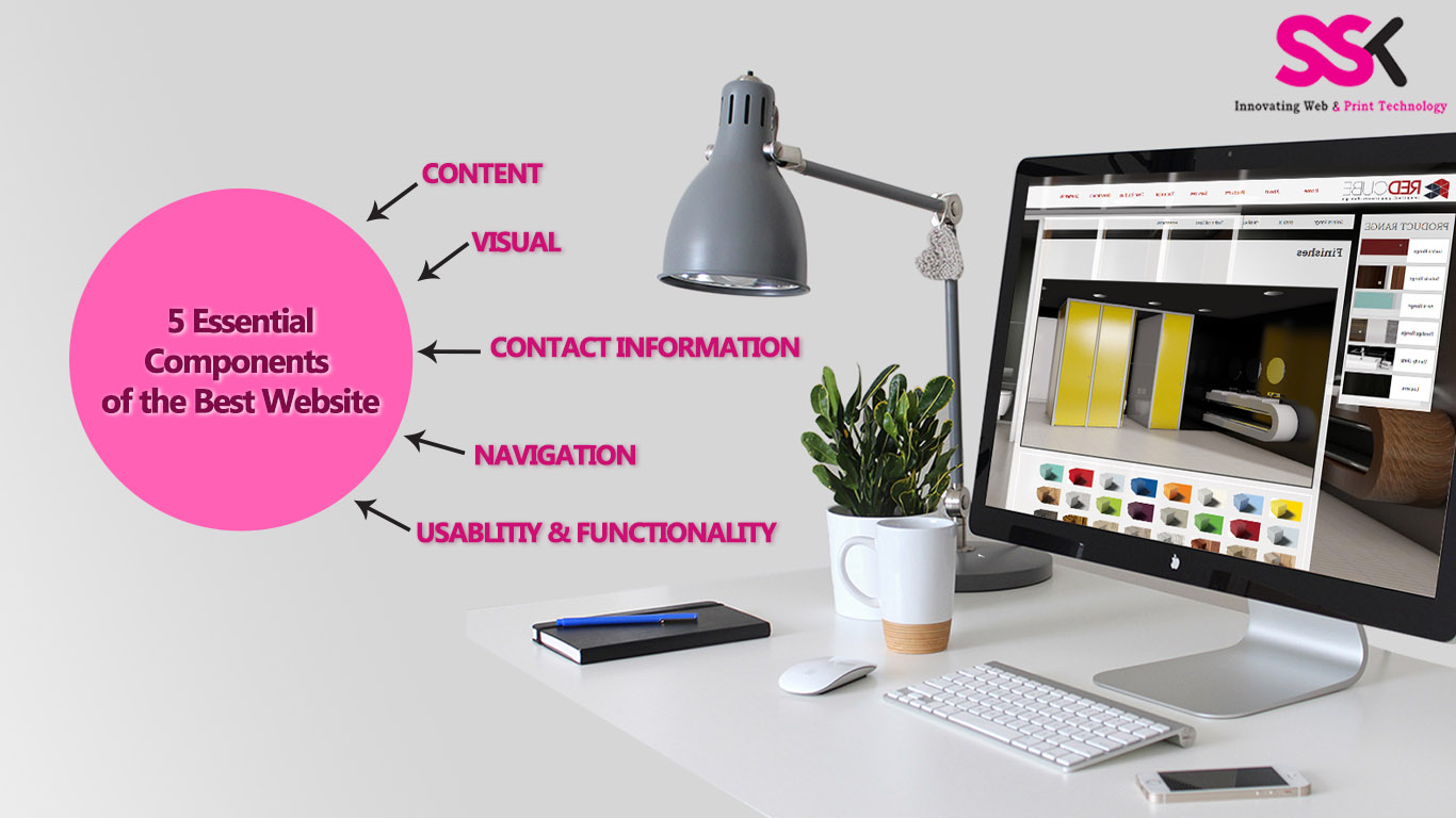 5 Essential Components Of The Best Website Ssk Web