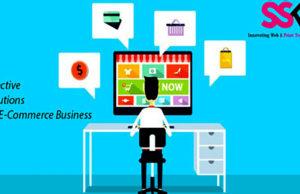 E-commerce solution company