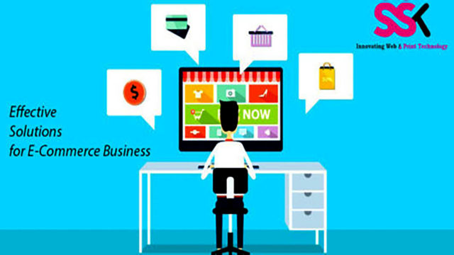 E-commerce solution company