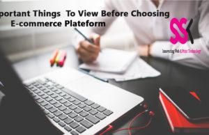 E-commerce company in erode