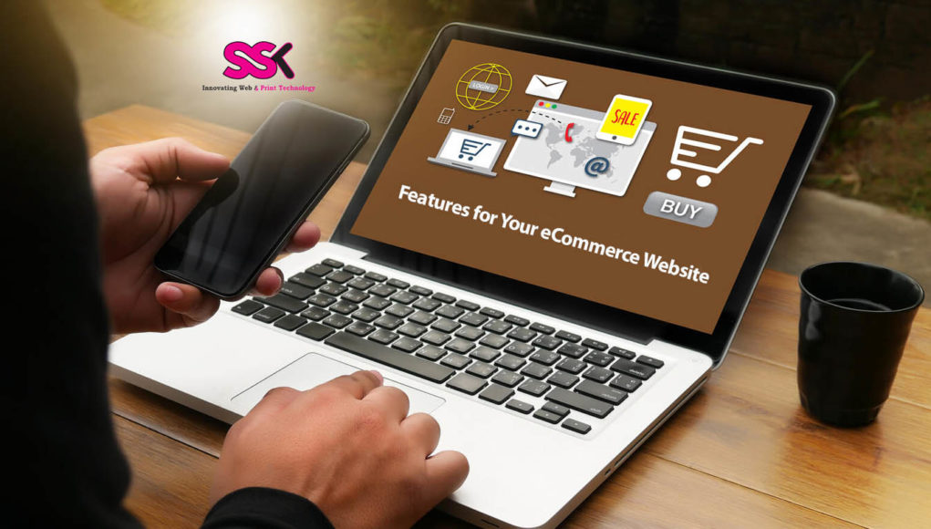 eCommerce website design company in erode